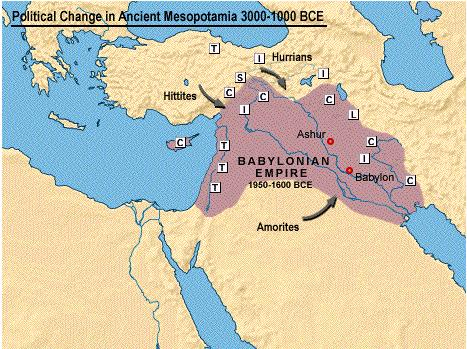 9 - Marduk's Babylonia, most advanced civilization of the world at that time, all created by Marduk