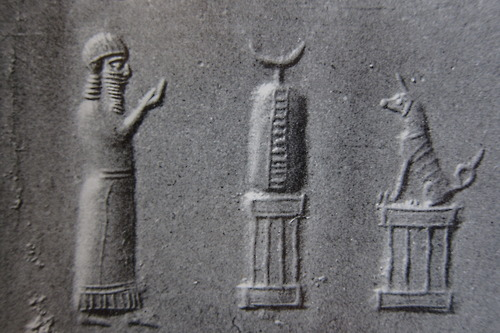"""ancient Mesopotamian domestication of dog, to be used as workers in many, many ways, as we still do today, it all started in Mesopotamia, the """"Cradle of Life"""", the """"Garden of Eden"""", the home away from home for the giant aliens who came down"""