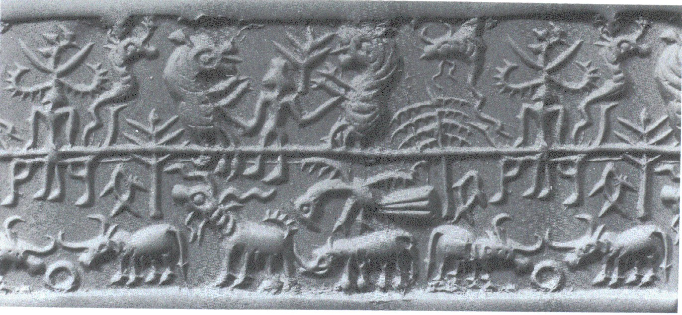 beasts of burden for the gods, & wild dangerous beasts, some animals species could have been eradicated by aliens, making inhabiting the Earth more practical or safer for them
