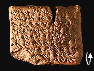 Mesopotamian text on the constellations, knowledge of the stars, studied for thousands of years on Earth, given to mankind by the alien gods who came down