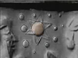 6,000 year old artefact depicting our solar system with 9 planets, & an outer planet  Nibiru included, ancient alien knowledge given to earthlings by the gods