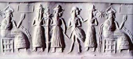bio-engineering, mixing of DNA from different creatures the alien Anunnaki discovered on Earth, Enki & his experiments attempting to fashion a breed of workers for the gods, to become their own kind replacement workers, tending to the many chores with the colonization, mining, etc.
