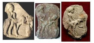 Mesopotamian earthlings quickly learned the effects of drinking alcohol leading to sex, a possible custom of the alien gods, learned by the earthlings