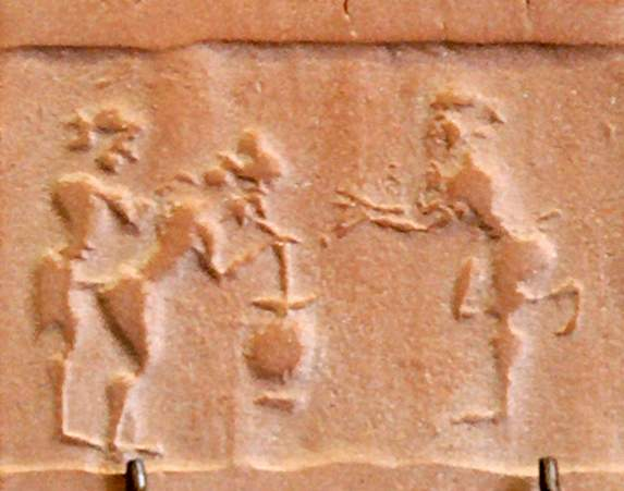 Mesopotamian earthlings quickly learned the effects of drinking alcohol leading to sex