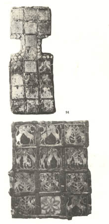 ritual scenes on game boards uncovered in Ur, ancient city of the great moon crescent god Nannar, god of the Biblical father of the 3 great religions of today, Abraham, & his father Terah, the high-priest of Ur, serving Nannar's needs & wishes inside his ziggurat - temple - house, SEE NANNAR'S ZIGGURAT - TEMPLE - HOUSE ON NANNAR'S PAGE, the place of direct contact to god - Nannar