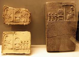 Ur-Nammu Law Codes text artefacts, giant alien god Utu gave out the laws, kings enforced them upon the earthlings, on matters of respect to the gods, the high-priests enforced the holy days, rituals, etc.