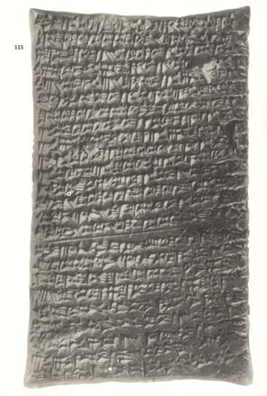Sumerian algebraic equations