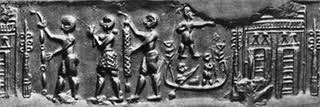 shipping, hauling, transportation of goods across the known world, the benefit of trade began in Mesopotamia