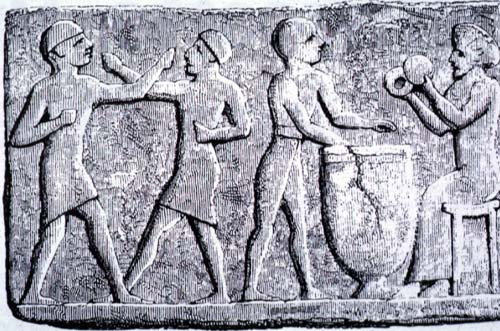 sports contests held for the earthlings in ancient Mesopotamia, the place where most everything known about civilization came 1st into existence