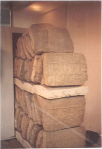 ancient Mesopotamian texts tucked away in museums around the world, artefacts of the gods are shamefully being destroyed by Raducal Islam, fearing the ancient knowledge of the alien gods would cause the Islamic power-brokers to lose their credibility with followers