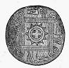 6e - Mayan artefact of the Nibiru 12-pointed star symbol