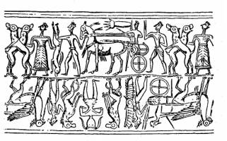 5d - rocket in flight during Hittite battle battle, Hittites were well aware of the gods sky-ships & rockets, artefacts of high technologies displayed from very long ago, assure us that the ancient cuneiform texts pertaining to the advanced giants with such technologies, were surely gods to them, but aliens to us today, SEE ASTRONAUTS, SHEMS DISCS, & ROCKETS PAGE