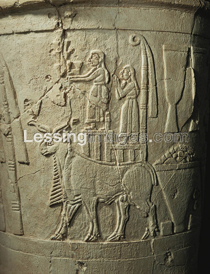 11a - goddesses Inanna & unknown in the temple waiting for a boat to dock, artefacts of the giant alien gods are being destroyed by Radical Islam, attempting to elimunate any knowledge of ancient history that contradicts the teachings of their prophet