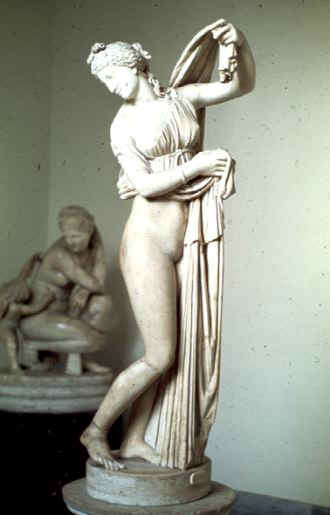 15c - Greek goddess Aphrodite - Venus - Inanna, the Goddess of Love & War 1st known in Sumer, ancient Mesopotamia