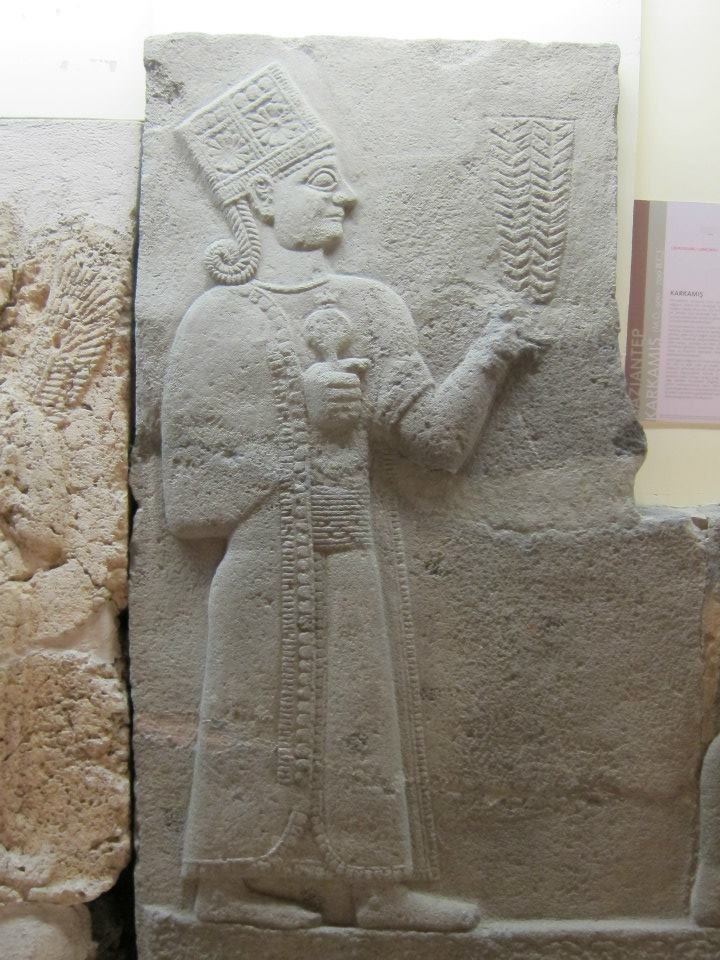 "5g - the goddess Shala wall relief artefact, Adad's spouse, Enlil's sister & daughter-in-law, children on Earth of their father in Heaven, artefacts of the gods & goddesses of ancient days, are now shamefully being stolen, destroyed, sold on the ""black market"", etc., by Radical Islam, fearing the obvious contradictions to their 7th century A.D. Islamic doctrines, & destroys their credibility"
