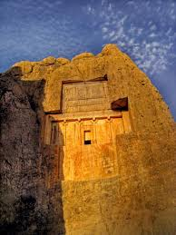 3y - Tomb of Xerxes, Persian king of old, the ancient days of Persian greatness, advances to mankind were given the mixed-breed kings by the patron alien gods