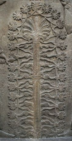 Enlil's Tree of Life, DNA double-helix