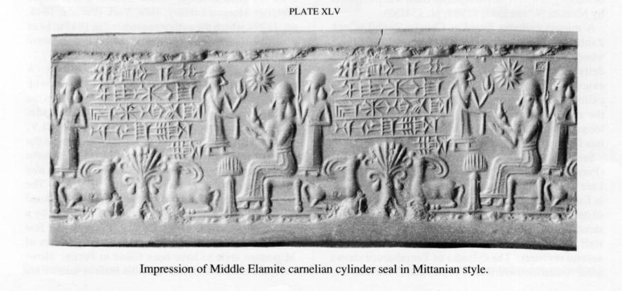 5m - Inanna, father Nannar, & Utu, Enlil's descendants