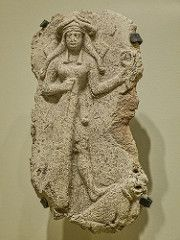 1cb - Ishtar, desired by all, daughter to moon crescent god Nannar