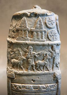 babylonian procession of gods