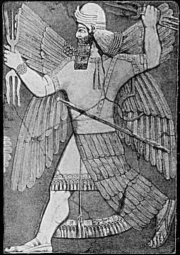 23 - Marduk claimed himself supreme, his claim as supreme god became heavyly challenged by uncle Enlil & descendants