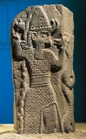 3g - Ishkur stele, Babylonian name for Adad
