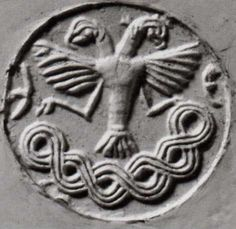 51 - Ninurta's mighty symbol used as a Hittite seal of authority