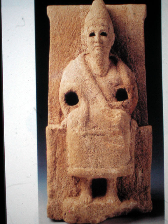 8b - El - Nannar - Sin, alien god over Ur in Sumer