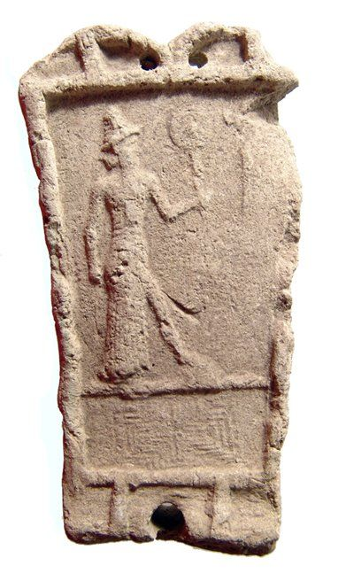 12 - Nergal stele artefact, giant alien god of the Netherworld