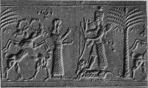 14 - Ishtar, goddess of war takes Jericho