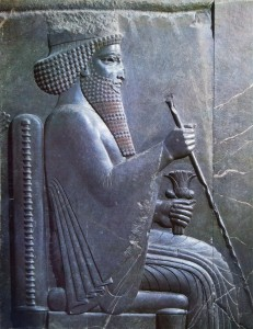 15 - Nebuchadnesser II, giant mixed-breed Babylonian king
