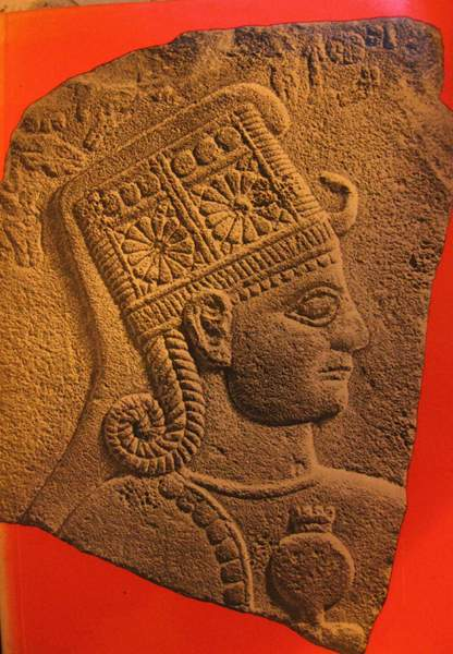4ba - Kug-Bau, 1st & only female ruler listed on the Sumerian Kings List of Earth's 1st kings