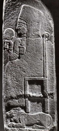 4d - Kug-Bau, also called Kubaba, 1st & only Queen of Sumeria, ruler of the kingdom of Kish