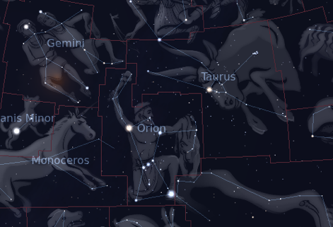 52 - constellations, derived by the gods from the heavens