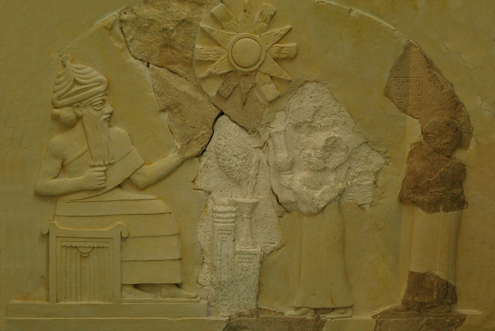 The Priest King of Lagash and Gudea
